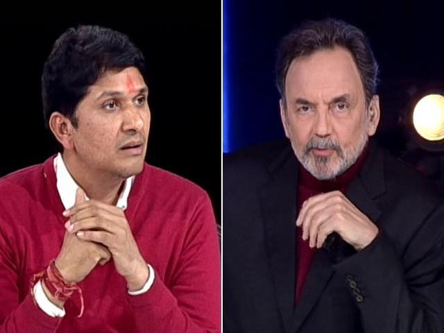 "Video : ""Heard Slogans Like 'Hindus In Danger' On Voting Day"": AAP's Saurabh Bhardwaj"