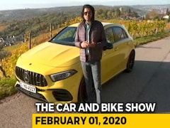 Video: Mercedes-AMG A45 S Exclusive Review