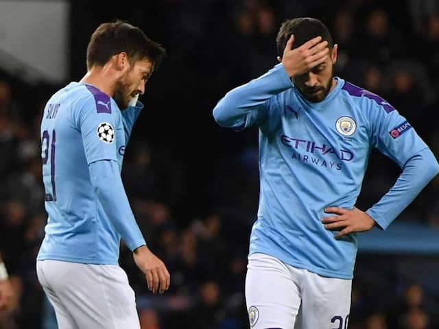 Manchester City Banned From European Competitions For Next 2 Seasons