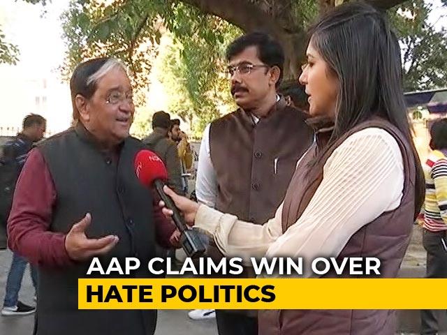 Video : Analysing Arvind Kejriwal's Delhi Election Win