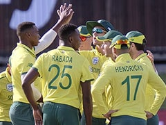 South Africa vs Australia: South Africa Bowlers Hold Nerve To Level Australia T20I Series