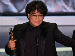 Oscars 2020: Bong Joon-ho's Big Moment - <I>Parasite</I> Makes History. Full List Of Winners