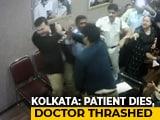 Video : After Woman Dies During Childbirth, Man Slaps Doctor At Kolkata Hospital