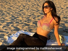 Mallika Sherawat On The Benefits Of Yoga And The Diet Rule She Doesn't Break