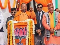 "Delhi Elections: ""<i>Goli</i> Not Biryani For Terrorists"": Yogi Adityanath At First Delhi Rally"