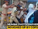 Video : Mumbai Photographer Roughed Up By Cops At Anti-CAA Protest