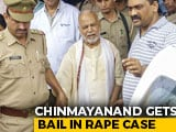 Video : Ex-Union Minister Chinmayanand, Accused Of Raping Law Student, Gets Bail