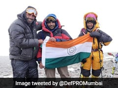 Mumbai Girl Youngest In World To Climb South America's Highest Peak