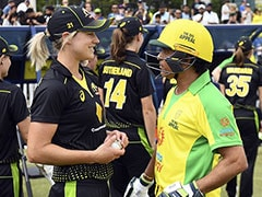 Watch: Sachin Tendulkar 'Comes Out Of Retirement' To Face Ellyse Perry In Charity Bushfire Bash