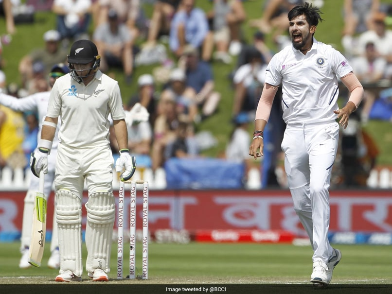 NZ Vs IND 1st Test Day 2:  दूसरे दिन न्यूजीलैंड 5/216, मेजबान 51 रन की बढ़त पर