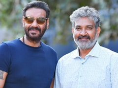 Ajay Devgn Reportedly Refused To Charge A Fee For SS Rajamouli's <I>RRR</i>