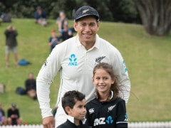 NZ vs IND: Ross Taylor Makes History With Unique 100-Caps Milestone