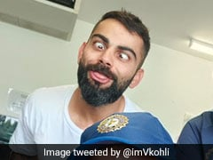 Virat Kohli's Goofy Pic Makes For The Funniest Memes. Take A Look