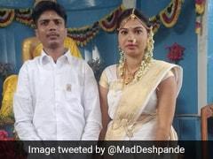 Sex Change कराने के बाद पुलिस कॉन्स्टेबल ने रचाई लड़की से शादी, बोले- 'अब खुशी से जी पाऊंगा...' देखें Video