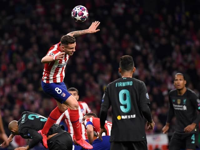 Champions League: Atletico Madrid Put On Defensive Masterclass To Beat Liverpool In 1st Leg