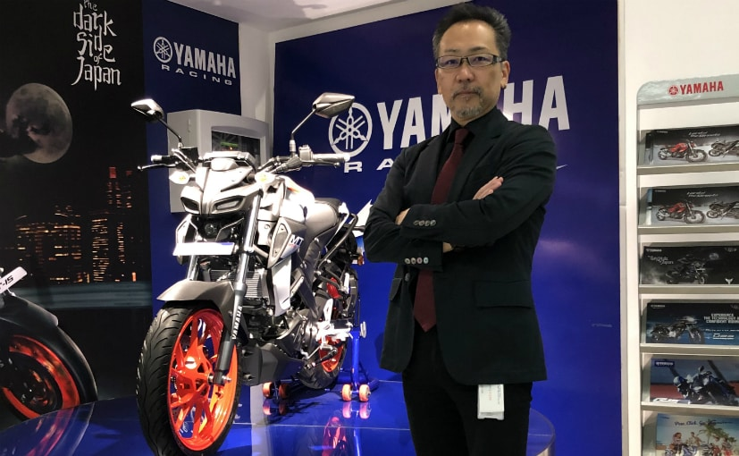 Fujiwara takes over as Managing Director of Yamah Motor R&D India