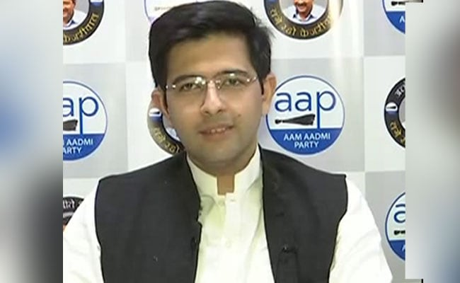 Raghav Chadha Appointed Co-Incharge Of AAP's Punjab Unit
