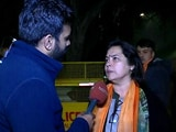Video : Exit Polls Are Incorrect,  Says BJP's Meenakshi Lekhi