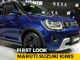 Video : New Maruti Suzuki Ignis Facelift First Look