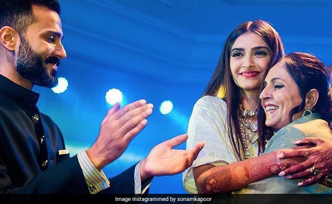Sonam Kapoor's Birthday Wish For The 'Most Loving' Mother-In-Law Is Everything