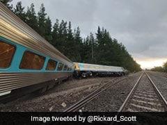 Melbourne-Sydney Train Derails, 2 Killed