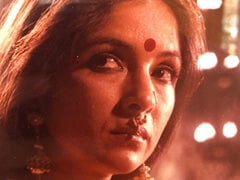 Neena Gupta As Draupadi In 1993 Film Still.