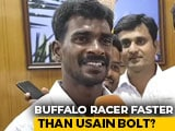 Video : From Running With Buffalo To Turning Usain Bolt, The Srinivas Gowda Story