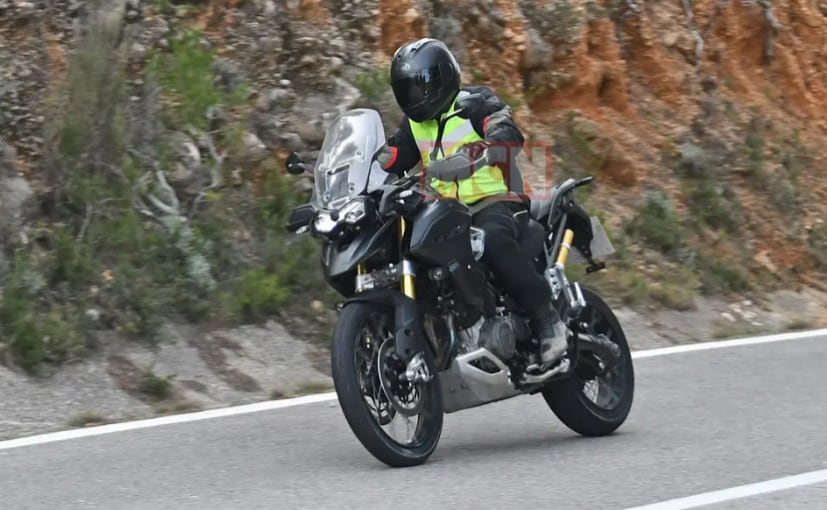 The next-generation Triumph Tiger 1200 likely to get a new, more powerful engine