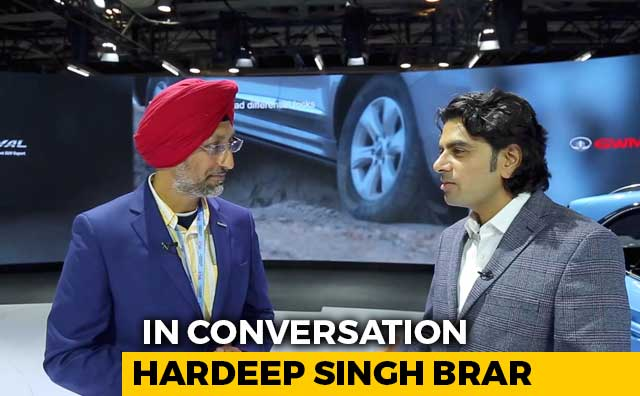 Video : Sponsored: In Conversation With Hardeep Singh Brar, Director, Marketing And Sales, GWM India