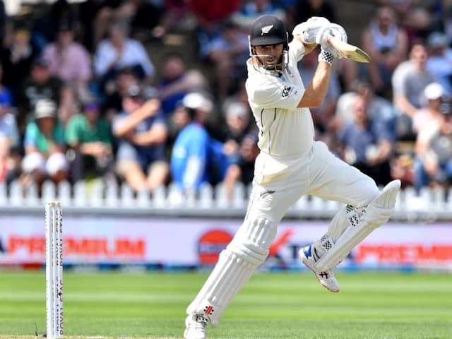 NZ vs IND 1st Test Day 3 Live Cricket Score: India 78/2 at Tea