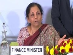 Finance Minister Meets India Inc To Take Stock Of Coronavirus Impact