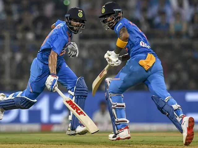 ICC T20 Rankings: KL Rahul Retains Second Spot, Virat Kohli Drops To 10