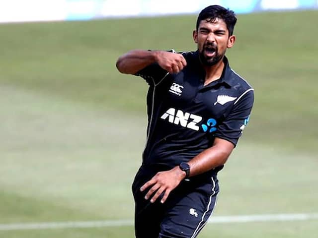 """NZ vs IND: Indian Bowlers """"Very Helpful, Willing To Share Experiences,"""" Says Ish Sodhi"""