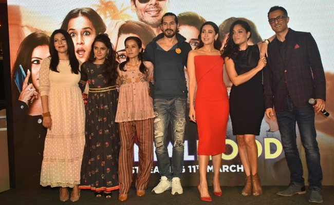 Mentalhood Trailer Launch - Karisma Kapoor, Dino Morea and Others Make It A Starry Affair
