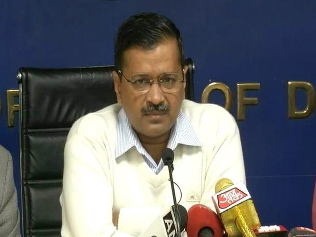Video : Arvind Kejriwal's Response On Allegations Against AAP Leader Over Delhi Violence