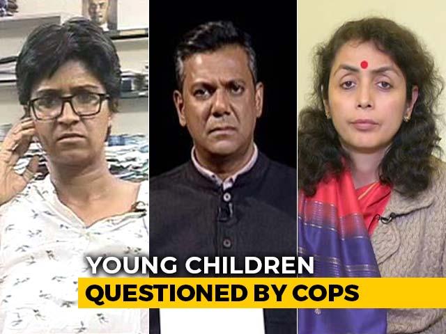 Video : Orwell's 1984 = Karnataka 2020: Sedition By Children?