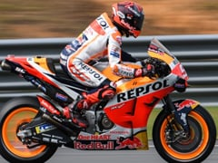 MotoGP World Champion Marc Marquez Extends Honda Contract Till 2024