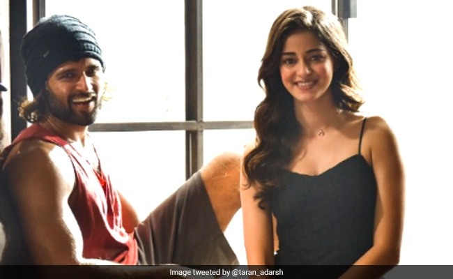 Ananya Panday Is 'Happy And Excited' To Join Vijay Deverakonda In His Bollywood Debut