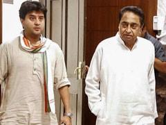 """Not Upset With Jyotiraditya Scindia,"" Says Kamal Nath, With Odd Analogy"