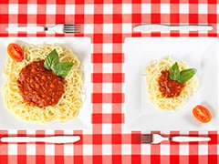 Portion Size: Here's How Much You Should Be Eating In Your Main Meals