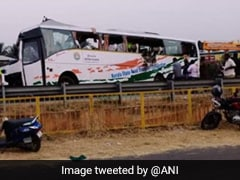19 Passengers Dead In Tamil Nadu After Lorry Hits Bus