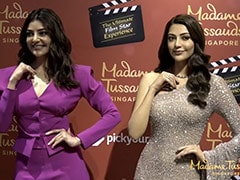 Trending: Kajal Aggarwal Unveils Her Wax Statue At Madame Tussauds Singapore