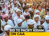 Video : Central Panel Suggests Inner Line Permit, Quota To Placate Assam CAA Protesters