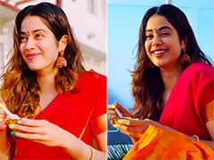 Janhvi Kapoor Is Giving Us Reasons To Pick Gorgeous <i>Jhumkas</i>