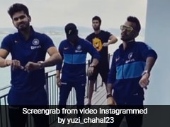 """Yuzvendra Chahal's Dance Is """"On Point"""" - But Everyone Has The Same Question"""
