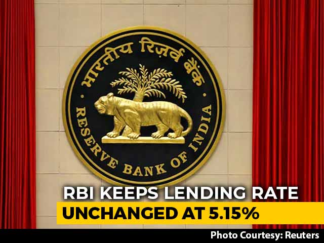 Video : RBI Announces Incentives For Lending To Small Businesses, Housing, Auto Sectors