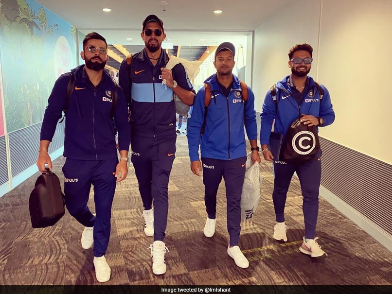 """Stop Posing, Start Playing"": Ishant Sharma, Mayank Agarwal Trolled For Posting Travel Picture After Heavy Defeat To New Zealand"