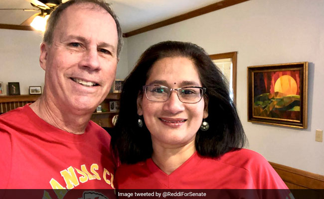 Indian-American Woman Running For US Senate Raises $100,000 In Campaign Donations