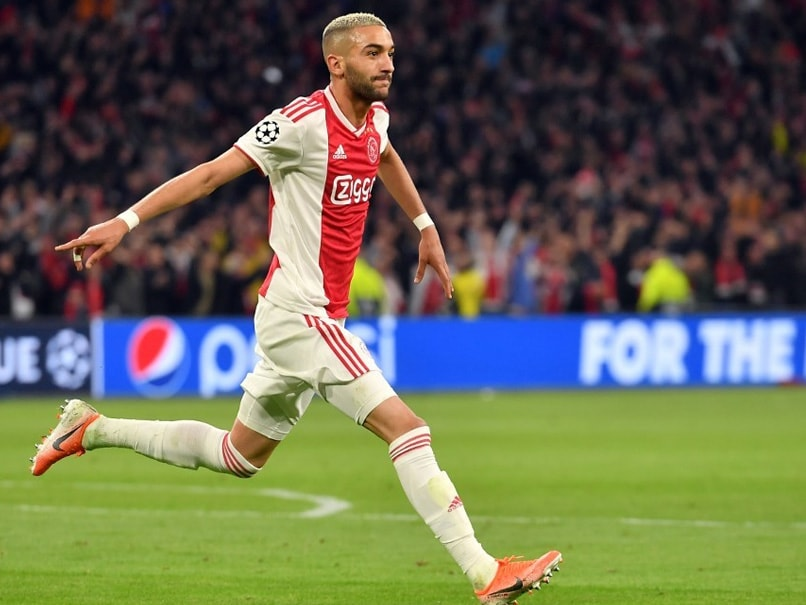 Chelsea Agree 40 Million-Euro Deal For Ajaxs Hakim Ziyech