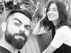 When Anushka Sharma Had A Tough Time Saying Goodbye To Husband Virat Kohli